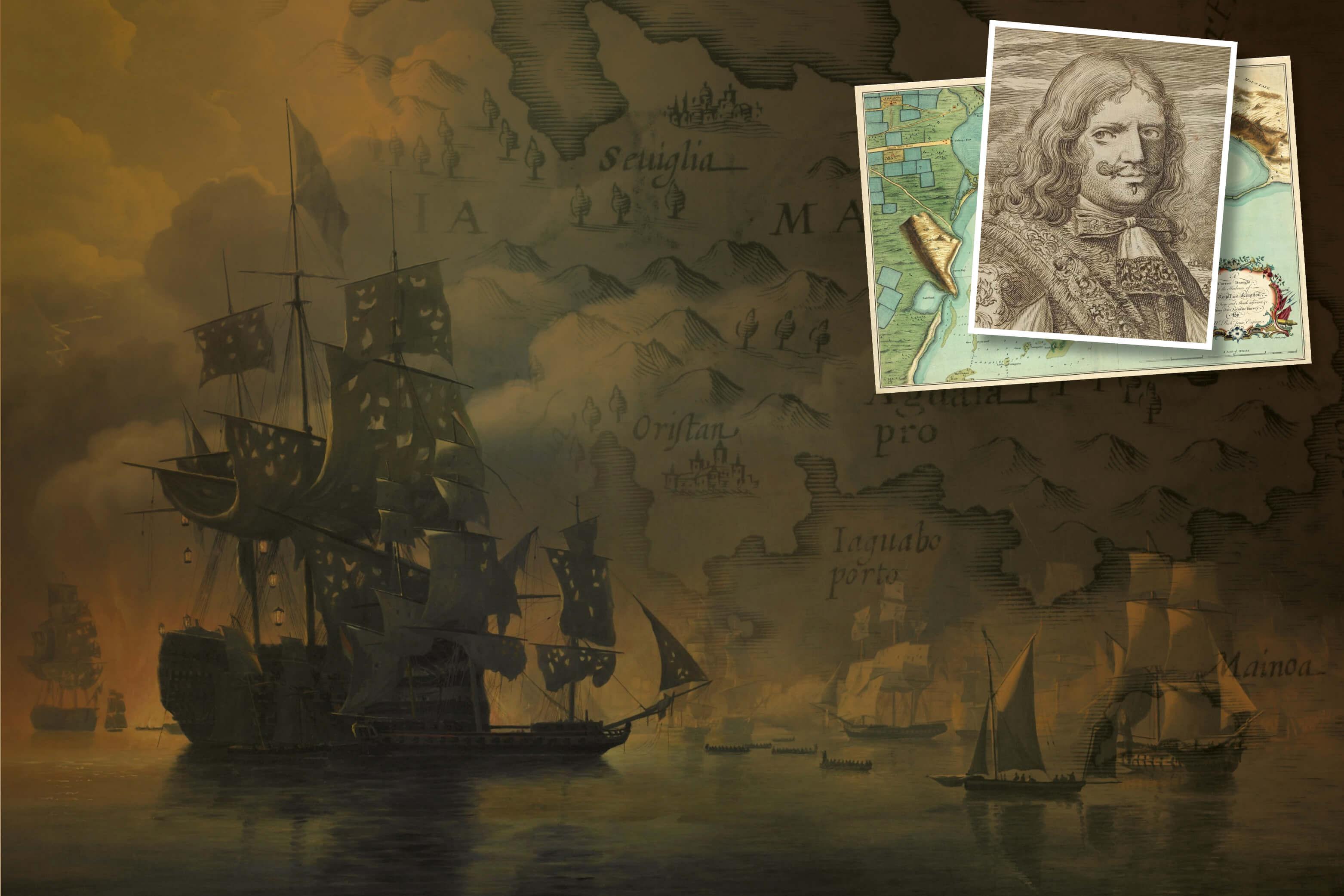 Kaper of piratenkoning?